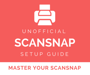 Unofficial Snapscan Setup Guide by Brooks Duncan