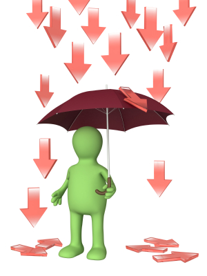 Current employment insurance (EI) rates - protection of income when times are hard.