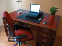 How to claim home office expenses in Canada.