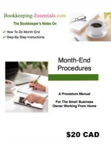 How to do MonthEnd | Month-End Procedures