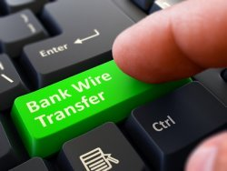 How to record a foreign wire transfer in QBO