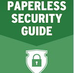 There are things you can do to protect your paperless documents.