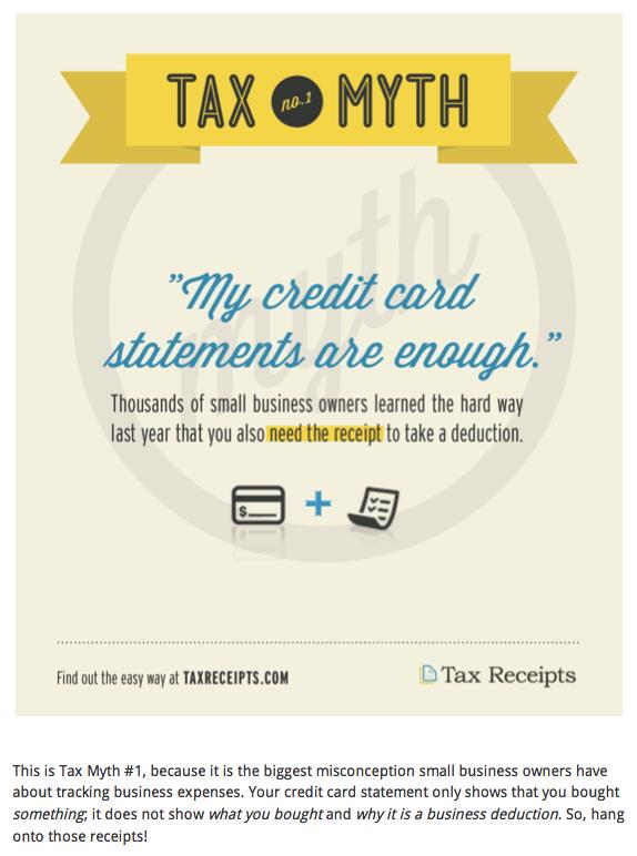 TaxReceitps-TaxMyth1-CreditCardStatementsAreEnough