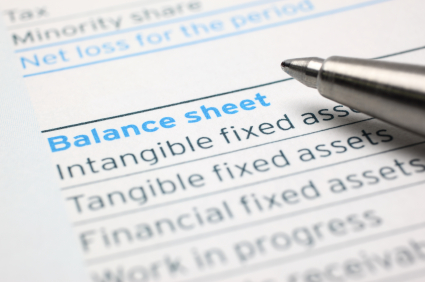 How to read your balance sheet.
