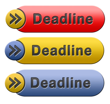 Bookkeeping-Deadline Reminders