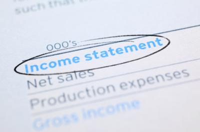 T2 Schedule 1 vs GIFI Income Statement