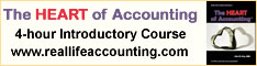 image of e-book cover Heart of Accounting
