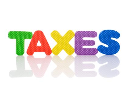 Payroll tax deposit requirement schedule