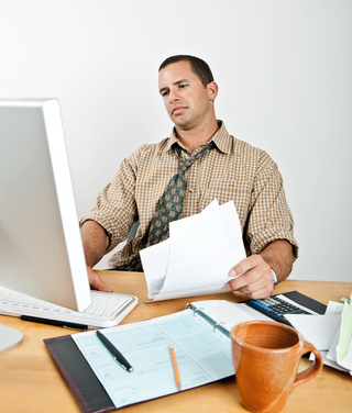 How to read your financial statements  ... for business owners working from a home office.
