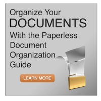 Paperless Document Organization Guide