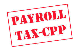 CRA CPP Rates