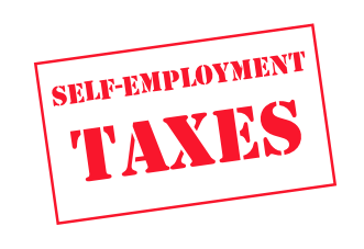 Self-employment taxes - CRA CPP and IRS FICA