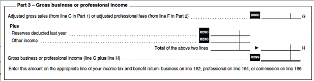 Learn how to write off bad debts to report on your T2125 tax form.