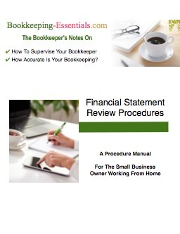How To Supervise Your Bookkeeper's Work