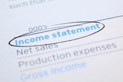 T2 Schedule 1 vs GIFI Income Statement