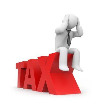 Tax gives me a headache