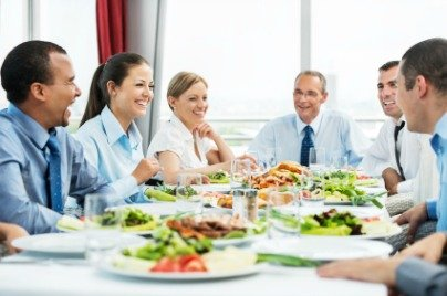 6 company lunches or parties a year are tax deductible.